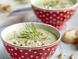 REȚETA ZILEI: Supă rece de castraveți