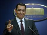 Reacția lui Ponta, la gafa de la MAE: Înțeleg că ați greșit o hartă, dar vă urez succes în continuare ca ministru