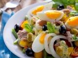 RETETA ZILEI: Salata Nicoise