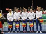 România s-a calificat în Grupa Mondială a Fed Cup