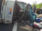 Șase români au murit într-un accident teribil în Italia. Printre victime, un bebeluș