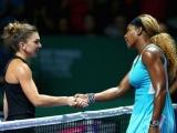 Simona Halep, învinsă de Serena Williams în semifinalele Miami Open