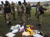 ȘOCANT. JAF cu focuri de armă la locul tragediei din Ucraina