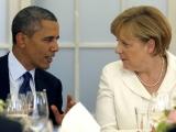 SPIONAJ SUA - GERMANIA. Obama știa din 2010 că Merkel e ascultată