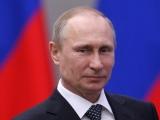 Statuie în stil roman pentru Vladimir Putin