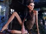 Topmodelele anorectice riscă să ajungă la ÎNCHISOARE