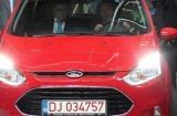 Traian Băsescu şi-a cumpărat primul Ford B-MAX