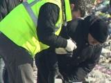 Ucigașul a leșinat când își tranșa victima. S-a trezit și a continuat s-o taie
