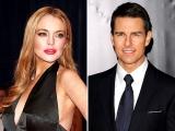 Un cuplu la care nimeni nu se aştepta: Tom Cruise şi Lindsay Lohan