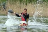 Un sportiv din lotul olimpic, grav rănit în urma ciocnirii a două ambarcaţiuni