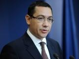 Victor Ponta: Autoritățile decid cum se vor modifica impozitele în noul Cod Fiscal
