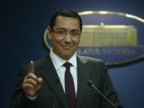 Victor Ponta: Iohannis vorbește ca Băsescu