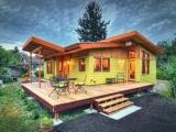 Vrei o casă mică și ușor de îngrijit? Iată câteva idei de case ieftine și frumoase