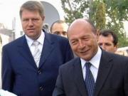 IOHANNIS l-a votat pe BĂSESCU în 2004