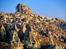 Capadocia, misterul din inima Turciei