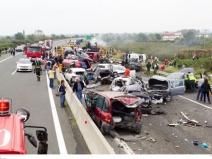Șoferul curmat 4 vieți dă vina pe sistemul de fr�nare al TIR-ului