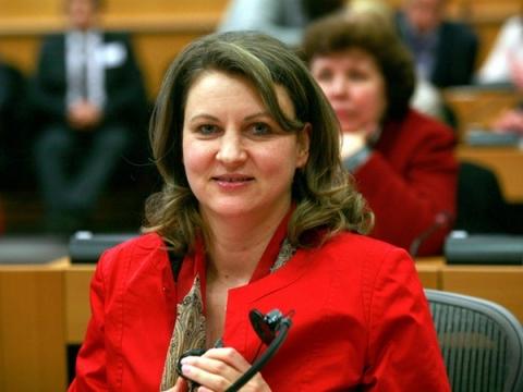 Fostul ministru al Comunicațiilor  Adriana Țicău, la DN ...
