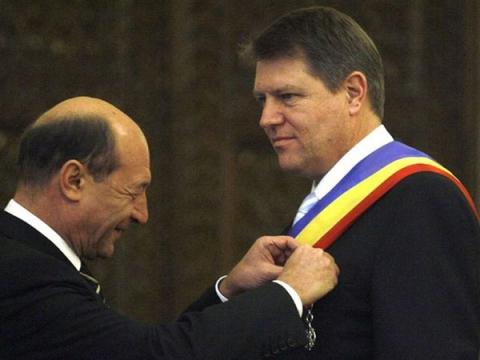 Iohannis: Băsescu mă va susține în turul al doilea!