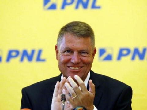 Klaus Iohannis a demisionat din fruntea PNL