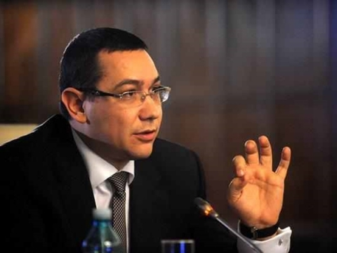 "Ponta, atac la adresa lui Iohannis: ""Avem căruța, nu av ..."