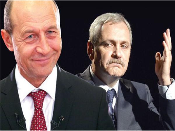 Basescu, atac la Dragnea ,,Nastase nu mutase guvernul la partid
