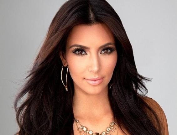 Imagine horror! Kim Kardashian fără machiaj