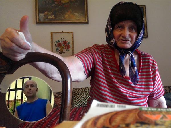 O bătrână lăsată pe drumuri și umilită acuză: infractor în uniforma statului!