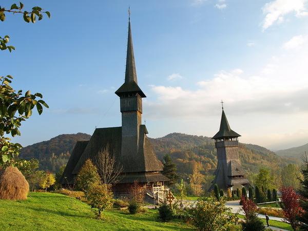 Bisericile de lemn din Maramureș
