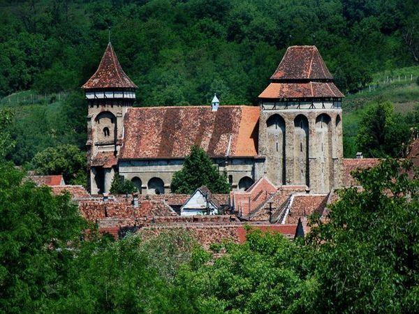 Bisericile fortificate din Transilvania